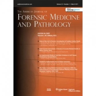 American Journal Of Forensic