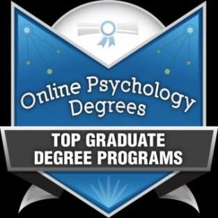 Badge - Online Psyc Degrees