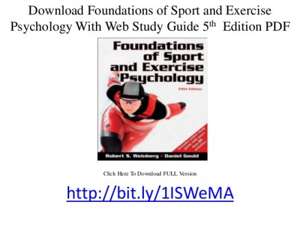 Download Foundations of Sport