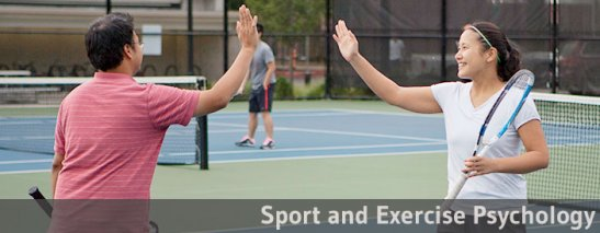 Graduate study in Sport and