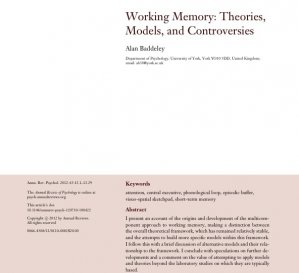 Of Psych article (2012 in