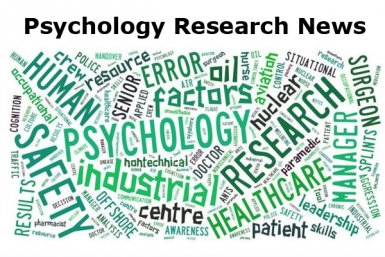 Psychological Research News