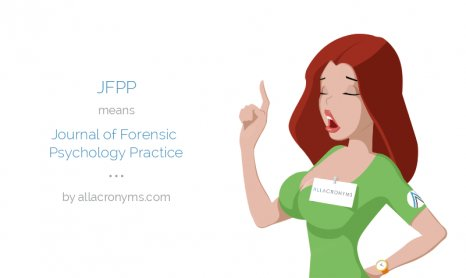 JFPP stands for Journal of