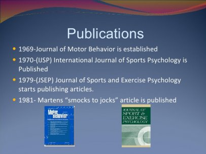 Journal of Sports and