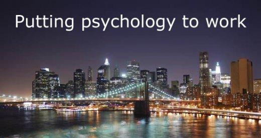 NYU Psychology MA Overview