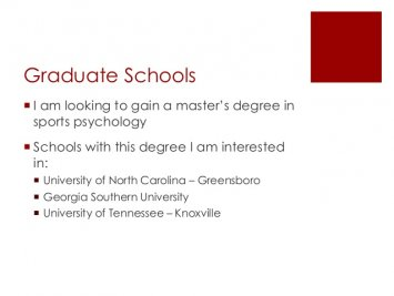 Gain a master s degree in