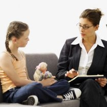 Clinical psychologists may specialize in children or adults.