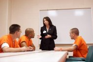 Criminal, or forensic, psychologists work with both law enforcement and offenders.