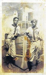 Emory adds to African-American sports memorabilia photo
