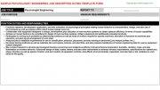 Forensic Psychologist Job Description