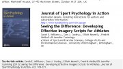 Journal of Sport Psychology in Action