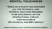 Mental toughness in Sports