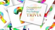 Society for Occupational Health Psychology