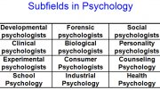 Types Psychology