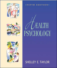 Health Psychology Book Cover