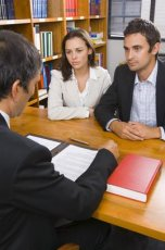 Lawyers must be able to discuss sensitive subjects, such as a will or custody preferences, with clients.