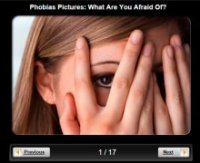 Phobias Picture Slideshow: What Are You Afraid Of?