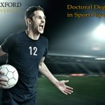 Doctorate Sports Psychology