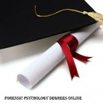 Forensic Psychology Degrees Online