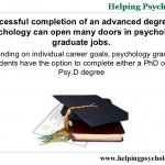Psychology Graduate Jobs
