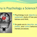 Science in Psychology