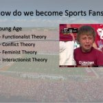 Sports Fan Psychology