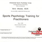 Sports Psychology Consultants
