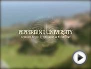 About Pepperdine Graduate School of Education and