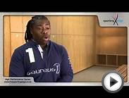 Ade Adepitan talks about Mental Toughness