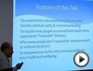 Albert Amao - The Psychology of Self-Healing: Scientific