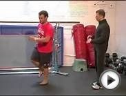 Athletic Sports Training & Conditioning Exercises : Single