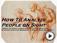 AUDIO BOOK - How To Analyze People On Sight - Forensic