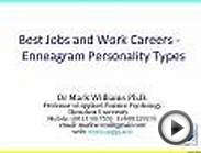 Best Jobs and Work Careers -Enneagram Personality Types