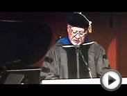 Capella University Graduation, Dr. Asa Don Brown