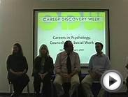 Careers in Psychology, Counseling & Social Work (Part 01