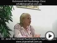 Clinical Psychologist and Hypnotherapist - Dr Janet Hall