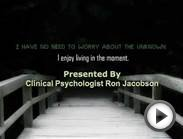 Clinical Psychologist Ron Jacobson - Personal Growth
