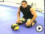 Conditioning Exercises for Combat Sports : Medicine Ball