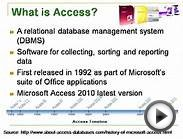 Creating and Managing Research Databases in Microsoft Access