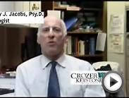 Crozer-Keystone Health System Psychologist Barry Jacobs