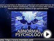 Define Abnormal Psychology Abnormal Psychology