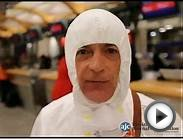 DOCTOR IN PROTECTIVE SUIT AT AIRPORT: CDC IS LYING, A