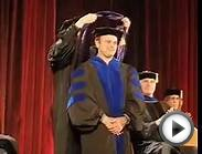 Dr. Asa Don Brown - Capella University - Hooding Ceremony