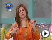 Dr Fouzia Clinical psychologist in Good Morning Pakistan p1