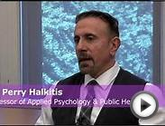 Dr. Perry Halkitis, Professor of Applied Psychology and