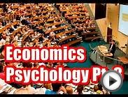 Economics Lecture - Psychology 101 Pt. 3