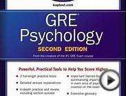 Education Book Review: Kaplan GRE Psychology by Kaplan