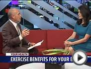Exercise Benefits For Your Brain