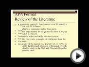 How to prepare APA Format Research Report
