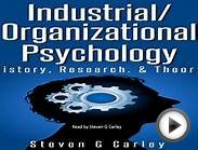 Industrial/Organizational Psychology: History, Research